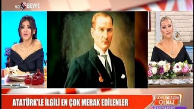 Atatürk'ün karizmasından etkilenen ABD Büyükelçisi'nin eli ayağına dolaştı