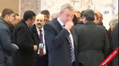 Semih Yalçın, Erdoğan'a eşlik etti
