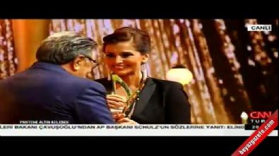 Altın Kelebek - Hande Fırat'a en iyi medya olayı ödülü