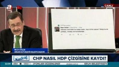 ataturk - Melih Gökçek: Atatürk sağ olsaydı bunların hepsini sopayla kovalardı