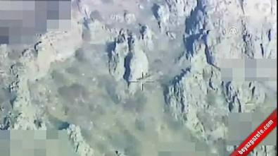 Türk jetleri El-Bab'da 15 hedefi vurdu