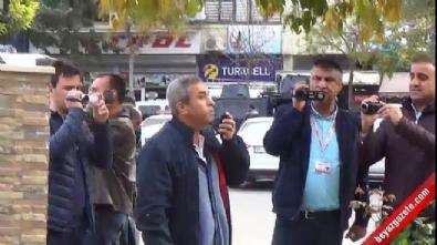 Polisten HDP'li başkana tokat gibi cevap!