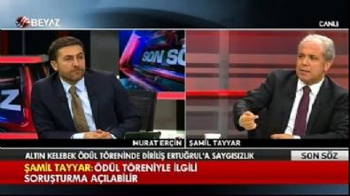 Şamil Tayyar: Altın Kelebek Ödül Töreni'ne soruşturma açılmalı
