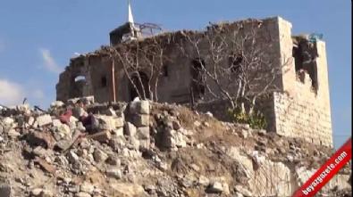 Terör Şırnak'ın tarihini de vurdu