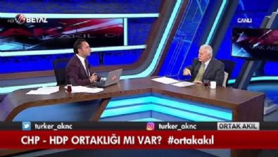 CHP - HDP ortaklığı mı var?