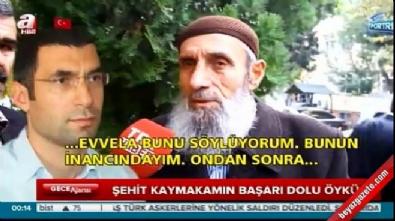 Şehit Kaymakam Muhammet Fatih Safitürk'ün yürek burkan hikayesi
