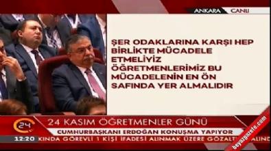 Erdoğan: Bunlar öğretmen değil insan müsveddeleri