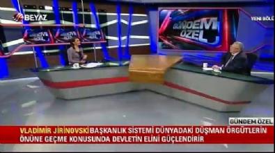 Erdoğan nasıl bir lider? Jirinovski açıkladı