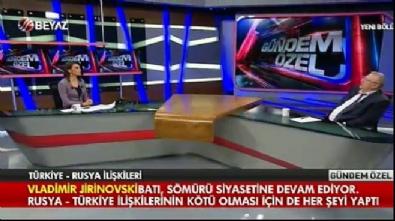 Jirinovski: Türkiye AB defterini kapatmalı
