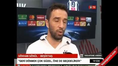 Gökhan Gönül'den Beşiktaş gafı