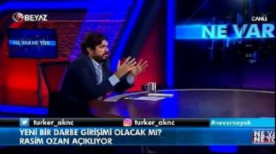 Rasim Ozan Kütahyalı: Türkiye'de darbe ihtimali bile yok