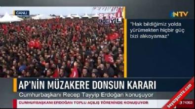 Cumhurbaşkanı Erdoğan'dan Can Dündar'a: Köşe yazarı müsvettesi