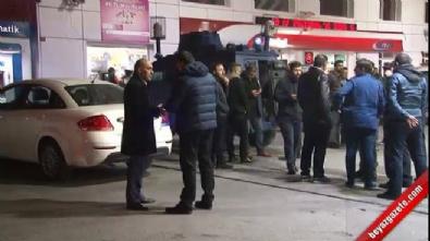 İstanbul Şişli'de silah sesleri polisle çatıştılar