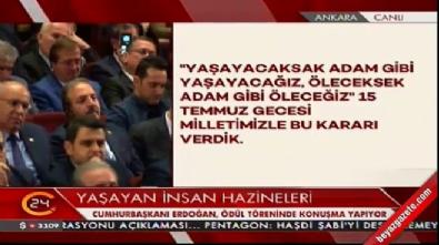 Cumhurbaşkanı Erdoğan'dan Almanya'ya çok sert tepki