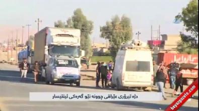 Irak Ordusu Musul'a girdi