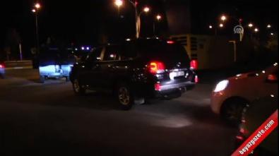 Demirtaş'ın gözaltına alınma görüntüsü
