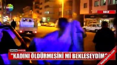 Polisle genç kadın arasında şoke eden diyalog!