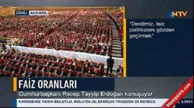 Cumhurbaşkanı Erdoğan esnaf ve sanatkarlara seslendi
