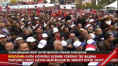 Cumhurbaşkanı Erdoğan: Terörün avukatlığını yapan bedelini öder