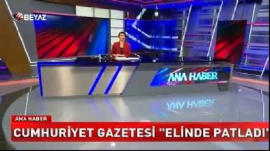 CHP'li vekile AK Parti önünde şok
