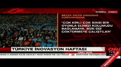 Cumhurbaşkanı Erdoğan: Vatana ihanet ediyorlar