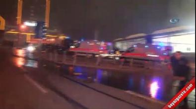 İstanbul'daki patlamadan görüntüler