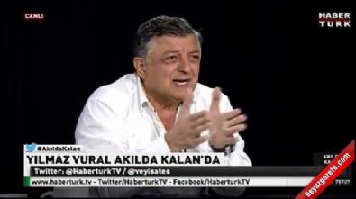 Yılmaz Vural: Kendimi Recep Tayyip Erdoğan'a benziyorum
