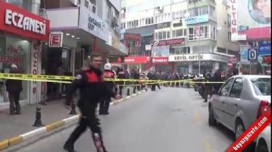HDP İl binasına silahlı saldırı!