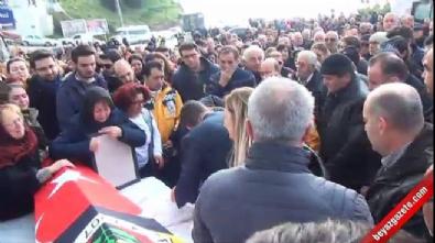 Tıp fakültesi öğrencisi Akbaş Sinop'ta toprağa verildi