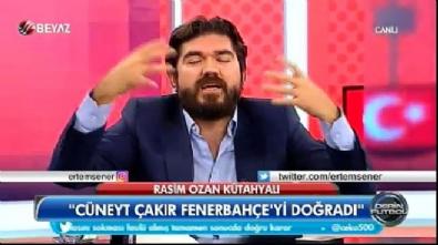 Rasim Ozan'dan şaşırtan F.Bahçe açıklaması: Doğradılar