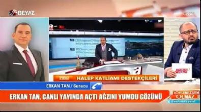 Erkan Tan'dan CHP'li Erdem'e sert tepki