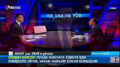 ne var ne yok - Osman Gökçek: TÜSİAD vatan hainleri için de konuşsun!