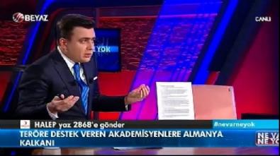 Osman Gökçek: Teröre destek veren akademisyenlere Almanya kalkan oluyor!