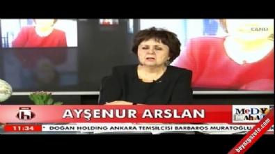 Hüsnü Mahalli tutuklandı! Ayşenur Arslan Halk TV'yi bıraktı
