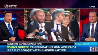 Osman Gökçek: Can Dündar her gün Avrupa'da vatan hainliği yapıyor