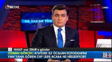 Osman Gökçek: Atatürk ile Öcalan fotoğraflarının yan yana olmasına CHP'liler ne diyor?