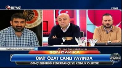 Ümit Özat: Fenerbahçe'yi yenmeye gidiyoruz
