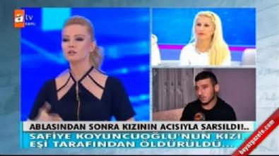 muge anli - Müge Anlı ile Tatlı Sert - Safiye Koyuncu'nun kızı eşi tarafından öldürüldü
