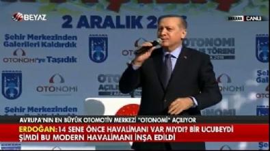 Cumhurbaşkanı Erdoğan: Dövizlerinizi altına, Türk Lirası'na dönüştürün
