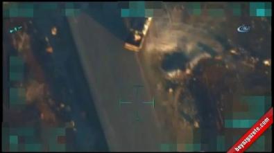DAEŞ'in bombalı aracı vuruldu