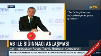 Cumhurbaşkanı Erdoğan: Asla izin vermeyiz