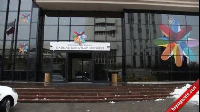 Çağdaş Sanatlar Merkezi'nde suikastin izleri silindi