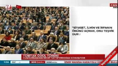 Cumhurbaşkanı Erdoğan: Beyefendiler rahatsız oluyor