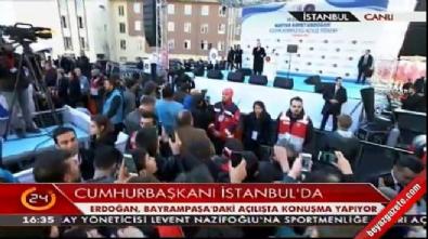 Erdoğan babası Ahmet Erdoğan'ı anlattı...