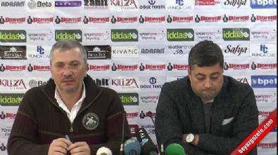Adanaspor, Levent Şahin'e güveniyor