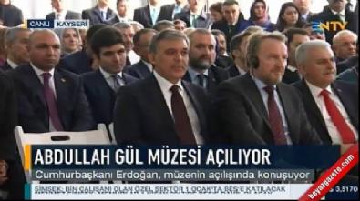 Cumhurbaşkanı Erdoğan: Vesayetin değil, milletin cumhurbaşkanlığı
