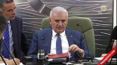 Başbakan Yıldırım cumhurbaşkanlığı sisteminin ayrıntılarını açıkladı