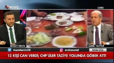 Şamil Tayyar: CHP'yi kapatıp bir vakfa dönüştürün İzle