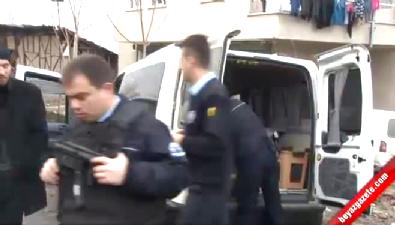 Başkent'te Hareketli Saatler... Polise Ateş Açıldı