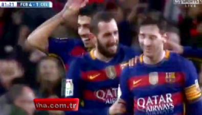 Messi'den sıradışı penaltı